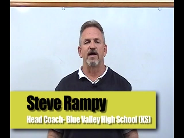The Pistol Offense - Play Action Pass by Steve Rampy